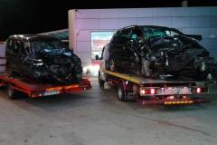 репатриране на катастрофирали автомобили